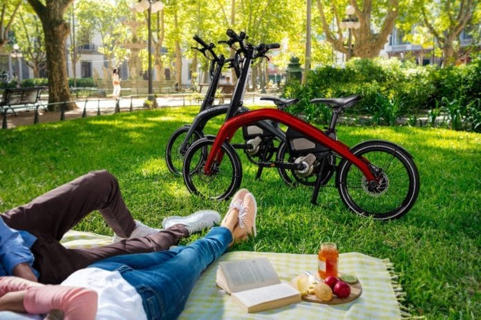 E-Bike General Motors Ariv