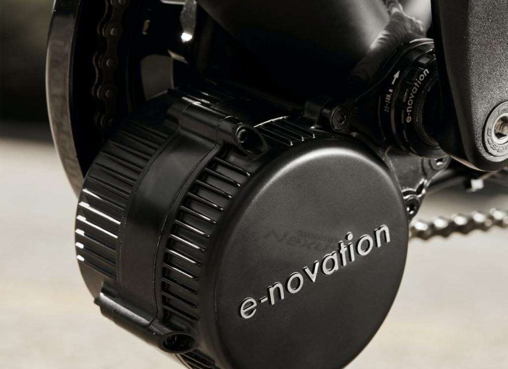 e-novation Antrieb von Bafang im Aldi E-Bike - eBikeNews