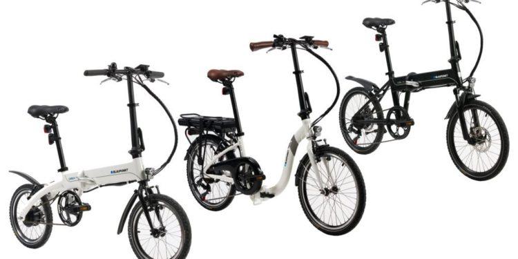 Blaupunkt E-Bikes 2019