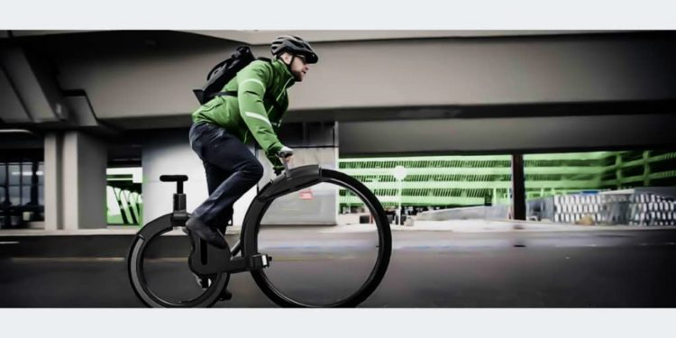 E-Cyclopic - ungewöhnliches E-Bike Quelle: Franke