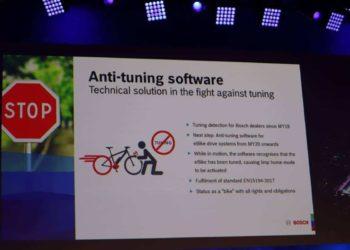 Bosch Anti-Tuning Software - Vorstellung in Stuttgart.