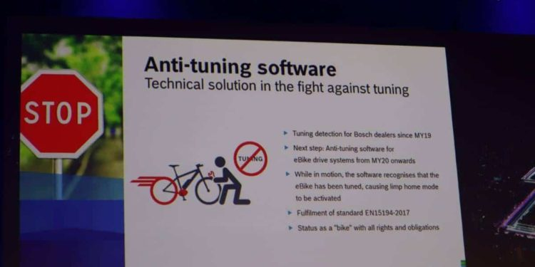 Bosch Anti-Tuning Software - Vorstellung in Stuttgart.