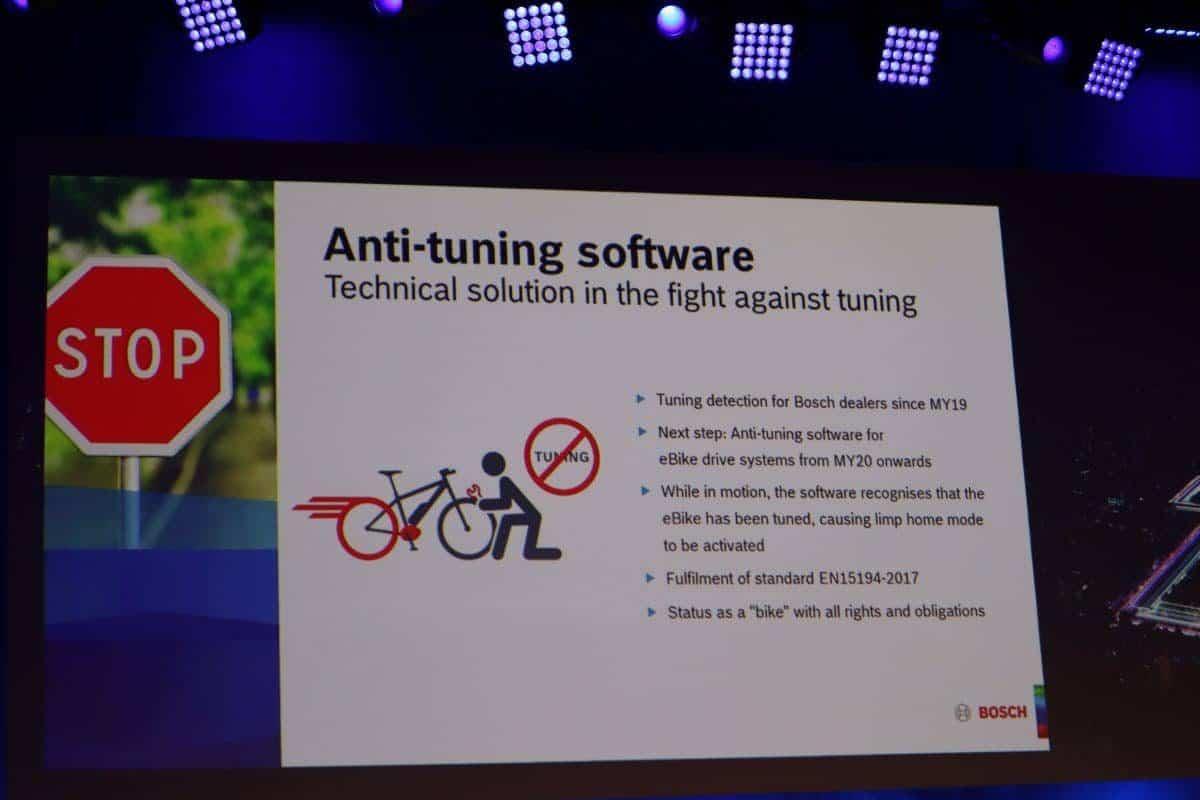 Bosch E Bike So Funktioniert Die Neue Anti Tuning Software