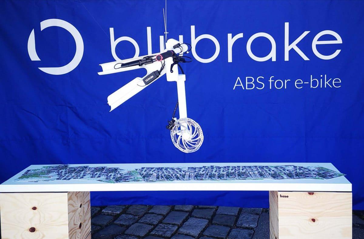 Präsentdation des Blubrake ABS im Schnittmodell