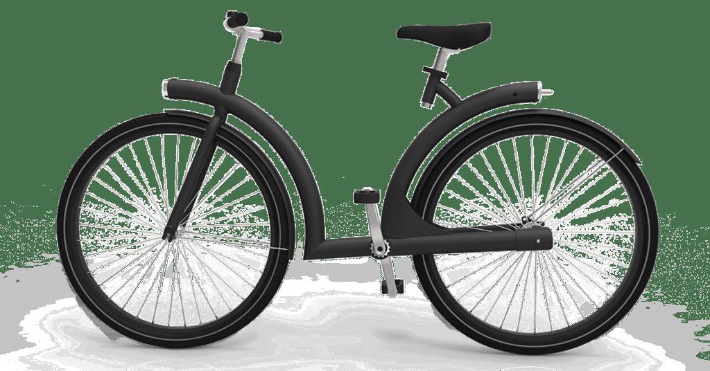 Byar Volta Bike in der Seitenansicht