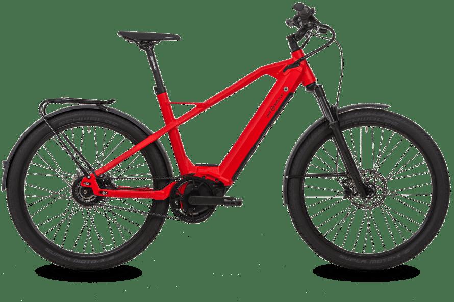 E-Bike Neuheit 2020: HNF XD3 probefahren
