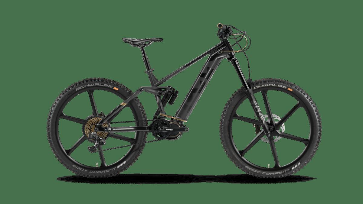 Husqvarna Bicycles Neuheiten 2020: Husqvarna HCX in der Seitenansicht