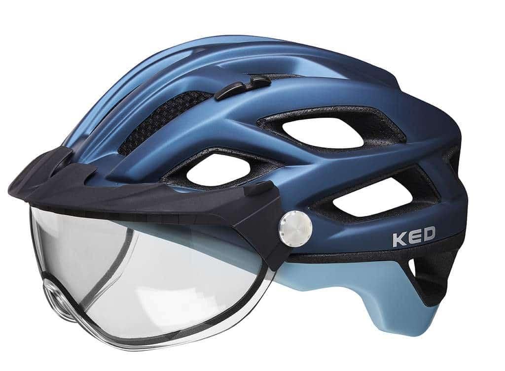 KED Fahrradhelm COVIS LITE in der Seitenansicht