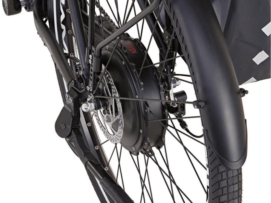 LIDL E-ATB Angebot: Hinterradmotor von AEG - eBikeNews