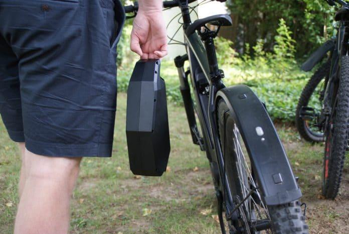 GET MORE RANGE durch Akkus der E-Bike Vision (Foto: E-Bike Vision)