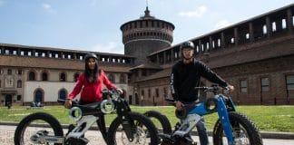 Moto Parilla E-Bikes