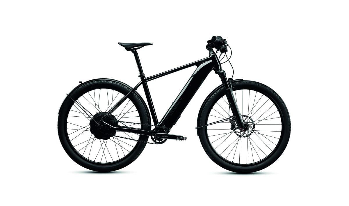 MTB Cycletech Code Man in der Seitenansicht