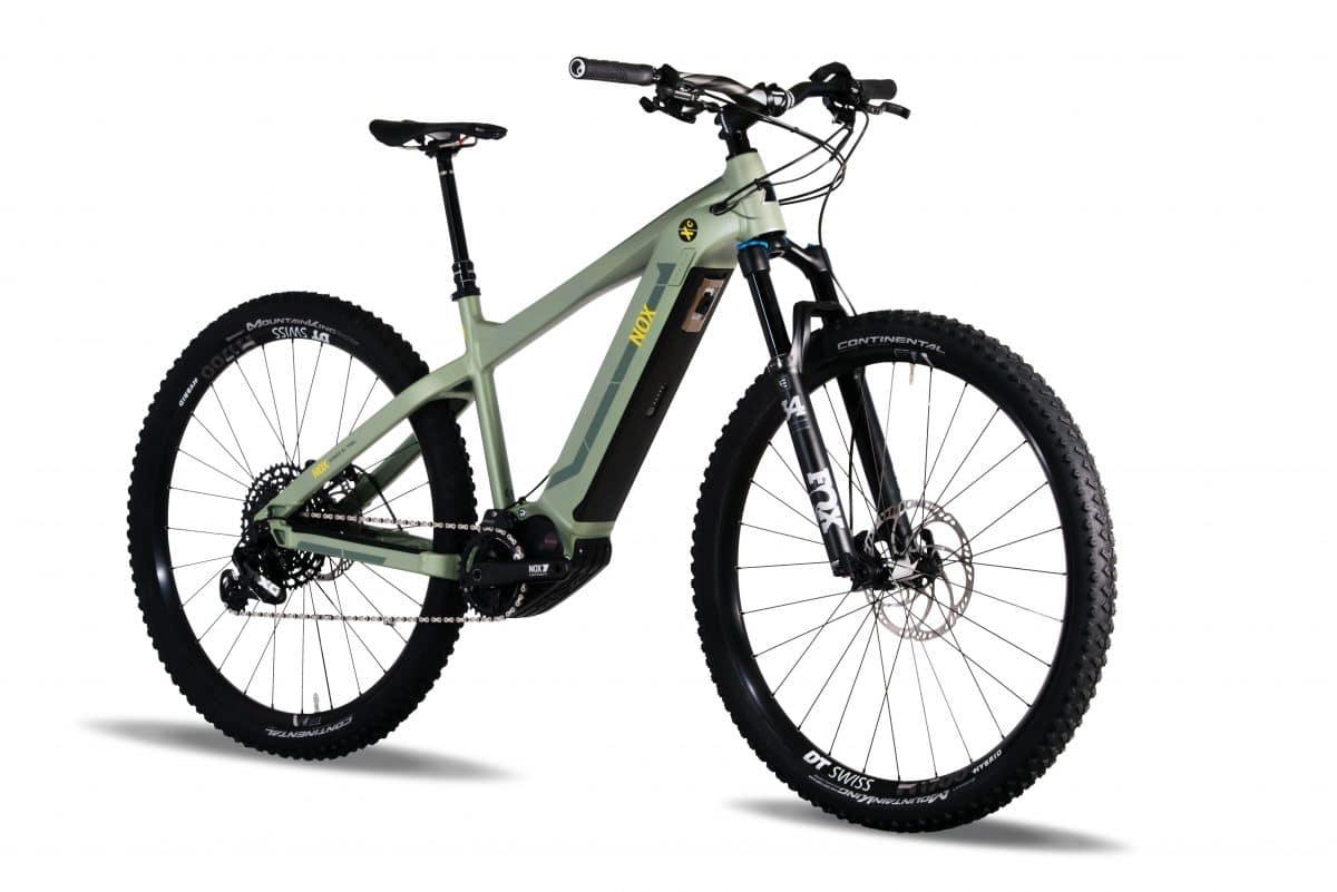 Hybrid XC Trail Pro von vorne