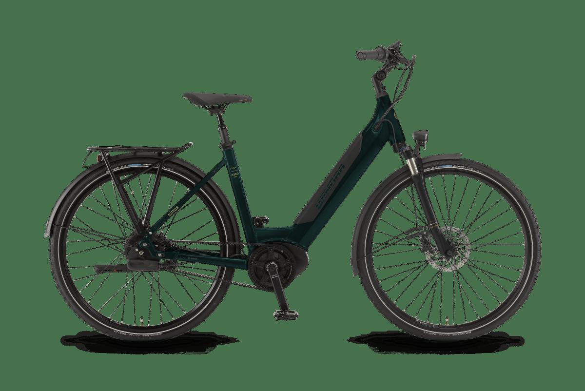 Winora Neuheiten 2020: Winora Sinus iR380 auto in der Seitenansicht