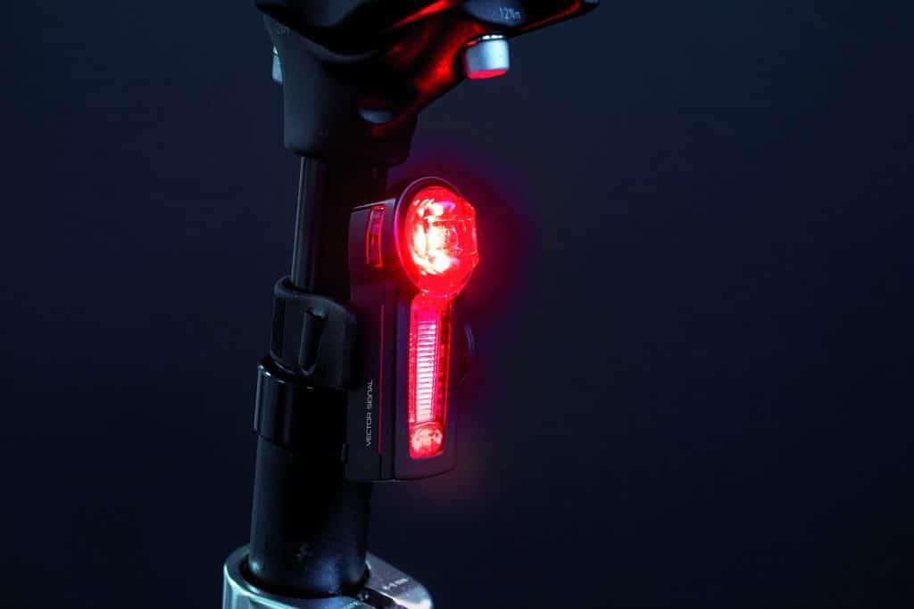 neue E-Bike Rückleuchte mit Bremslicht: Trelock LS 740
