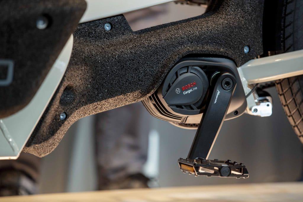 ca go - neuer Bosch Cargo Antrieb