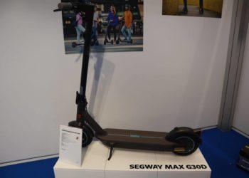 Segway-Ninebot Kickscooter Max G30D