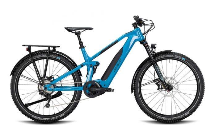 CONWAY E-Bike Xyron C 227 (Foto: CONWAY)