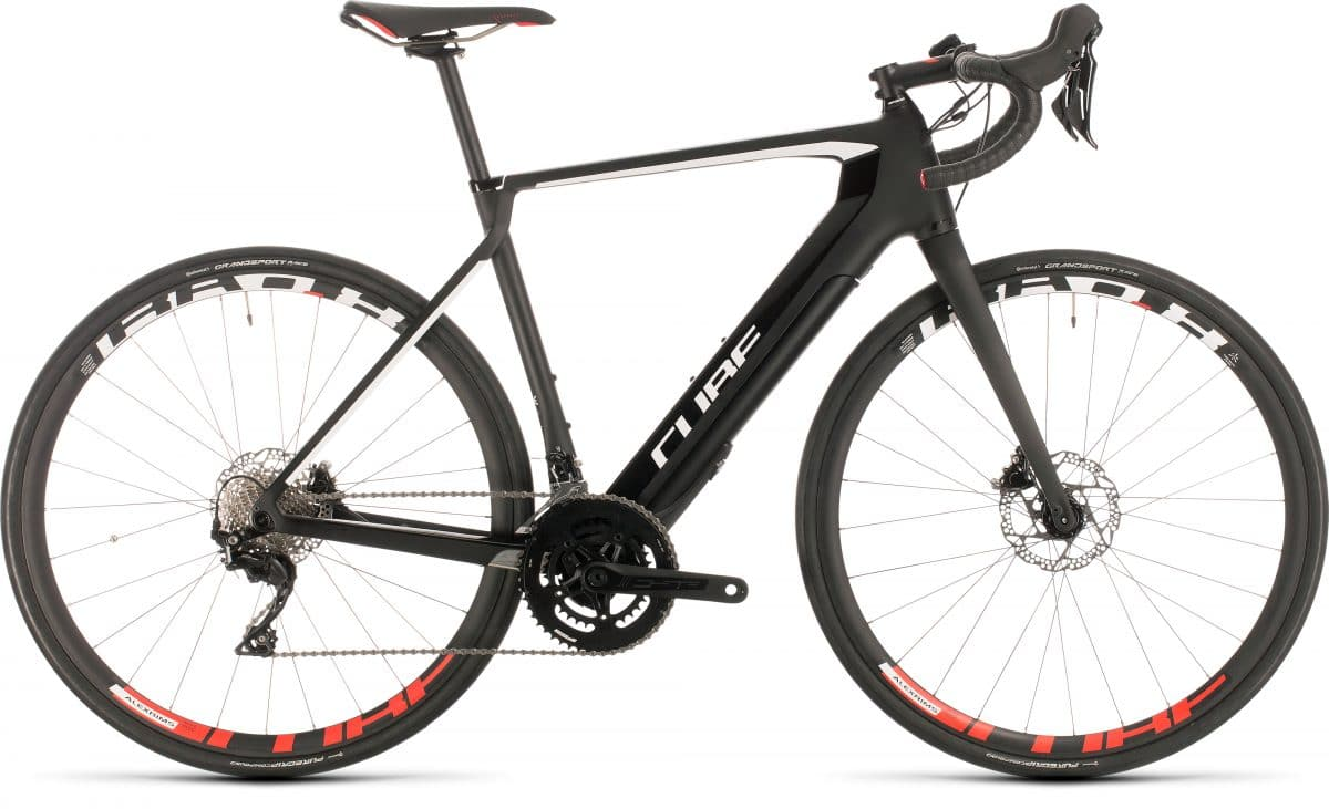 E-Rennrad: Cube AGREE Hybrid C:62 Race