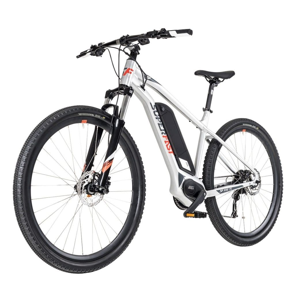 günstiges E-Bike Schnäppchen: Das Superfast XRE von Electrowheels