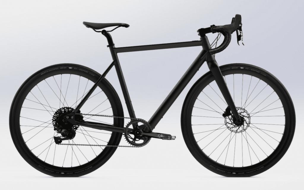 E-Gravel-Bike: Desiknio 11S Gravel