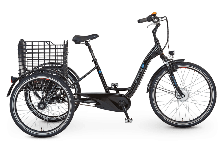Prophete Cargo E-Bike 3R E-Dreirad 26-Zoll