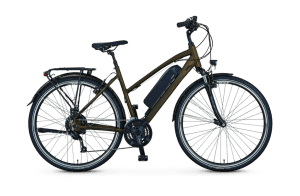 Prophete Entdecker e9.6 Trekking E-Bike 28-Zoll Damen