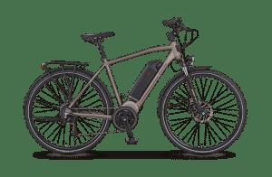 Prophete Entdecker e9.7 Trekking E-Bike 28-Zoll Herren
