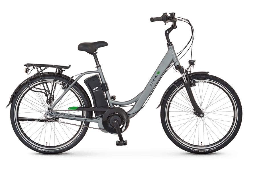 Prophete GENIESSER e9.6 City E-Bike 26-Zoll