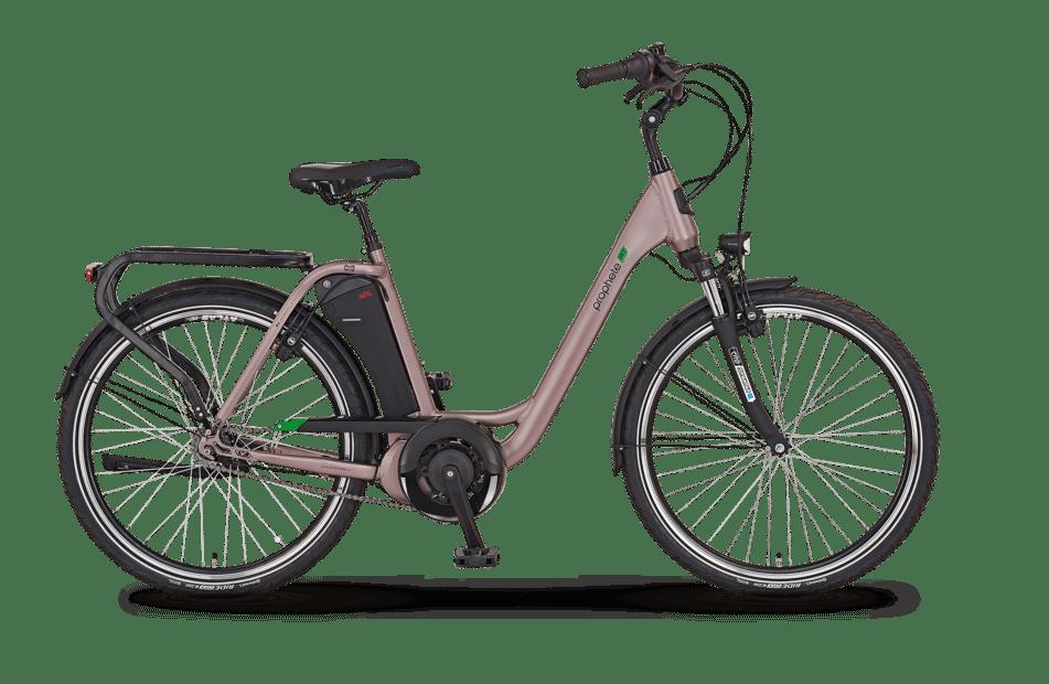 Prophete GENIESSER e9.7 City E-Bike 26-Zoll