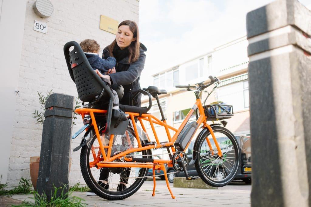 Rad Power Bikes RadWagon E-Lastenrad - eBikeNews