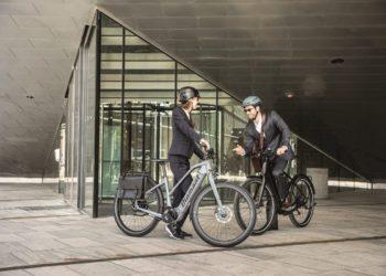 LEASE A BIKE: E-Bikes als Dienstfahrräder (Foto: Diamant/Reichert+)
