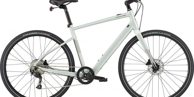 Cannondale Quick Neo SL weiß