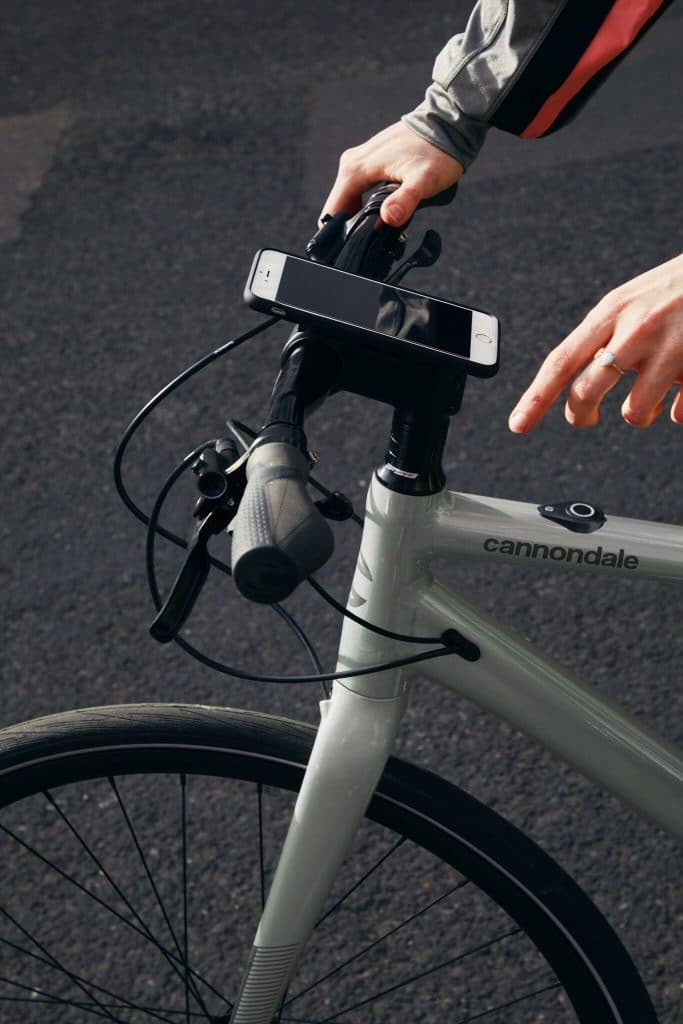 Smartphone Hub Cannondale Quick Neo SL