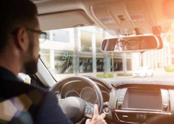 Bosch Smartglass im Verkehr