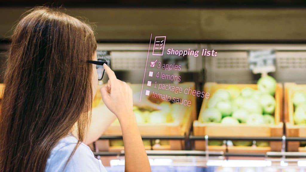 Bosch Smartglass auch beim E-Bike nützlich