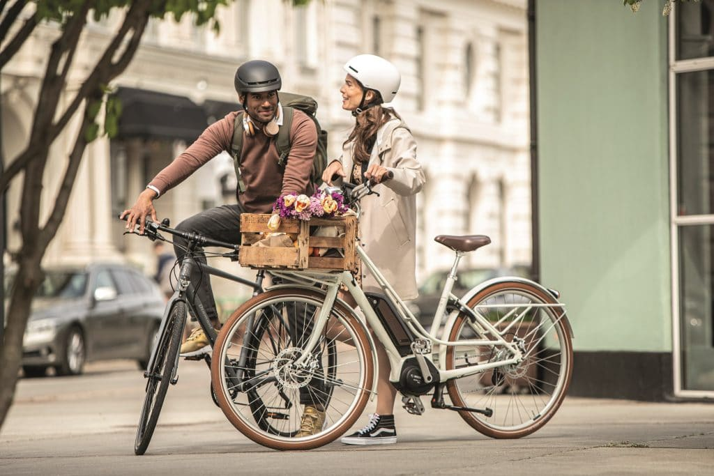 Retro E-Bike Diamant Juna+ 2020 - eBikeNews
