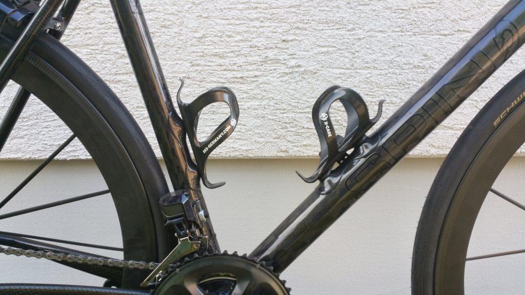 Der Rahmen des leichten E-Bikes ist aus Carbon - eBikeNews