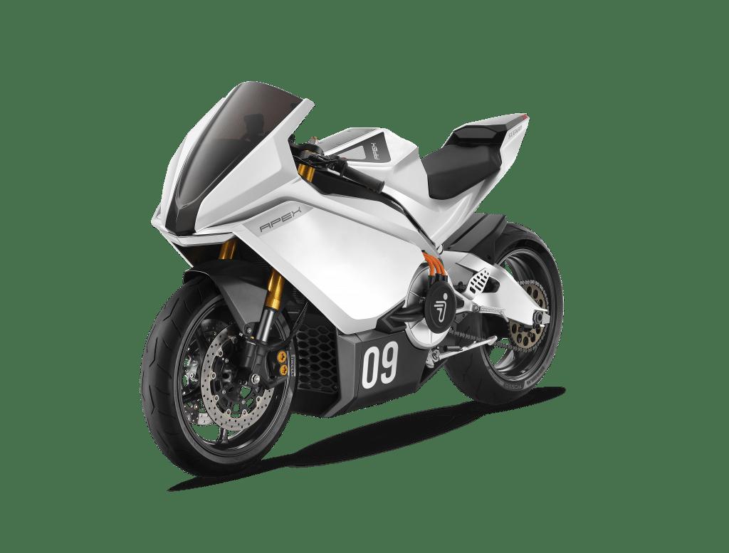 E-Motorrad Konzept Segway Ninebot - eBikeNews