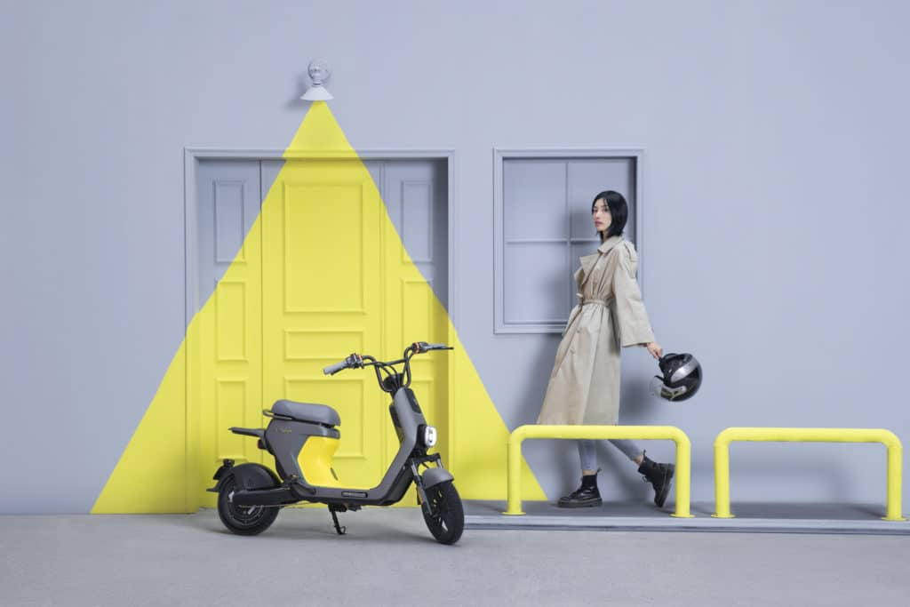 Ninebot E-Moped