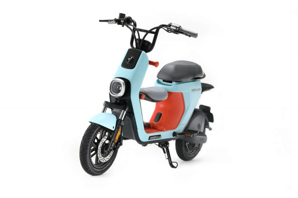 E-Moped von Ninebot - eBikeNews