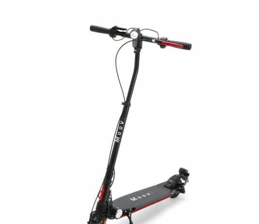 Moovi StVO E-Scooter mit Versicherungsschutz - eBikeNews