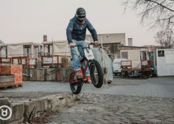 UDX 204: Urban Drivestyle baut BMX als E-Bike - eBikeNews