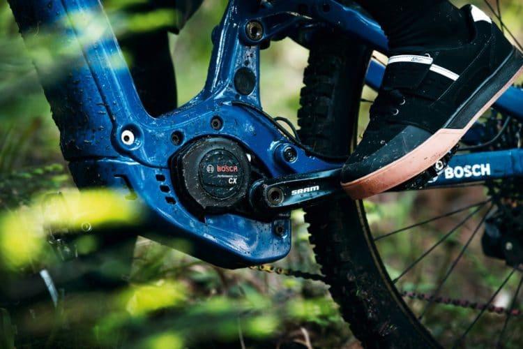 Bosch Performance Line CX am Rad