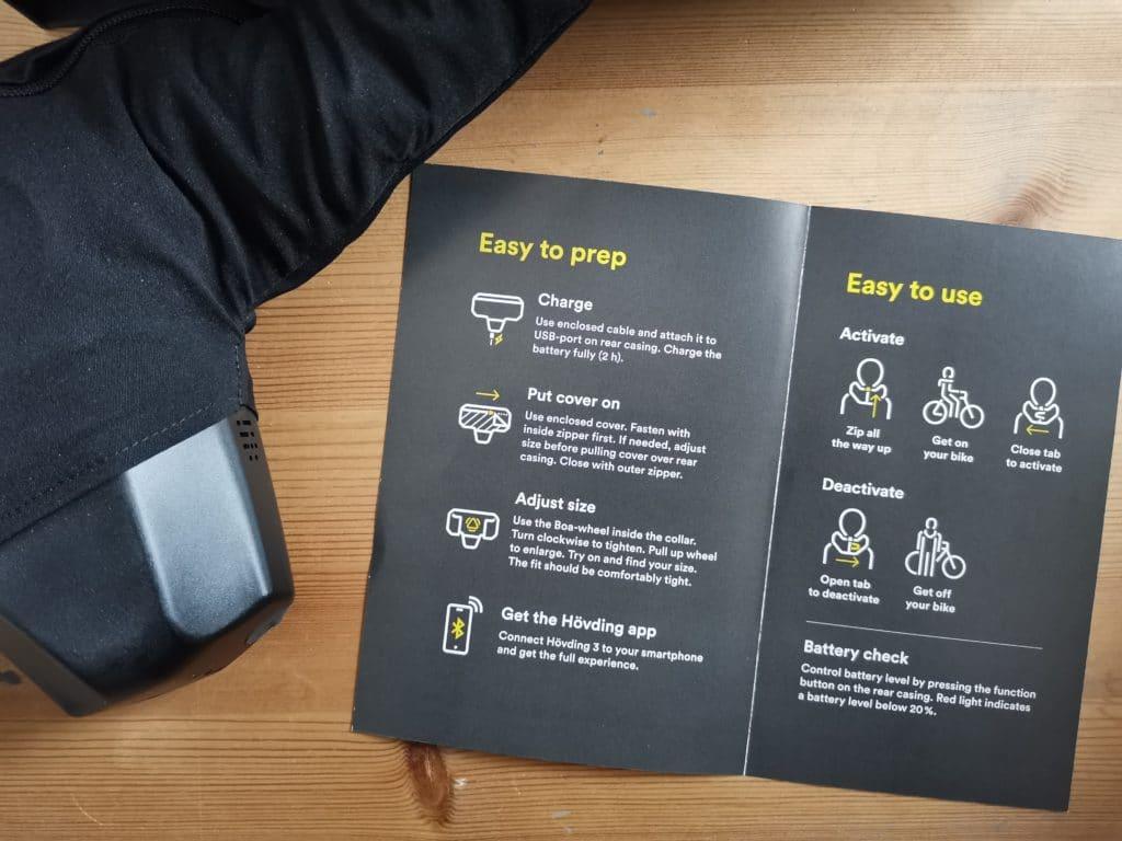 Airbag Helm der dritten Generation ist einstellbar - eBikeNews