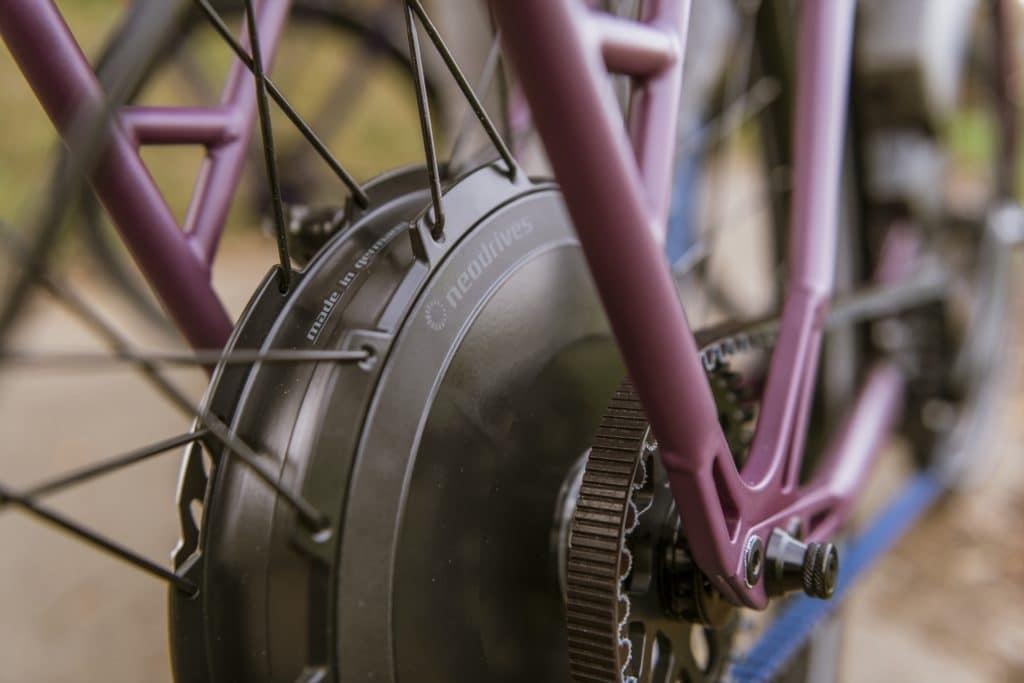 Der Neodrives-Antrieb an den neuen Tout Terrain E-Bikes - eBikeNews