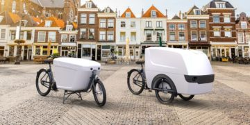 Babboe erweitert Sortiment um Lasten-Fahrräder für den Güterverkehr - eBikeNews