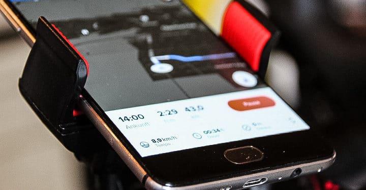Bikemap App im Test - Fahrrad Navigation mit dem Smartphone für E-Biker