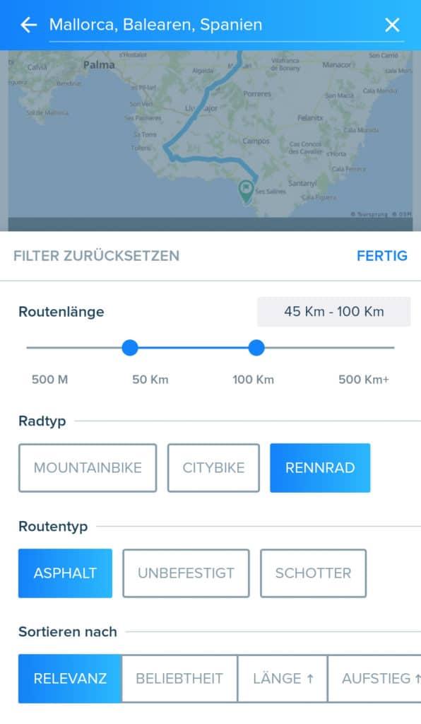 Bikemap App im Praxistest - Fahrrad Navigation für E-Bike im Test