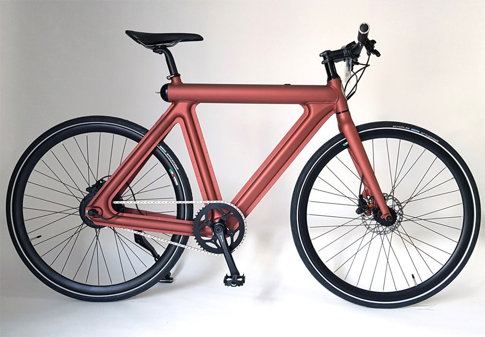 Das Pressed E-Bike als Single-Speed - eBikeNews
